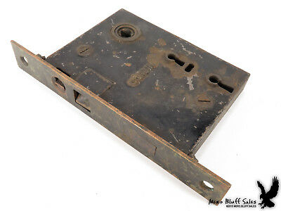 Antique Corbin Mortise Door Lock Reclaimed Hardware Exterior