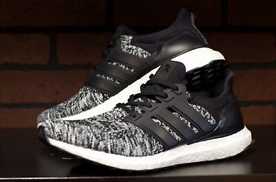 wholesale dealer 55219 3144f ADIDAS X REIGNING Champ Ultra Boost Black White Size 10.5