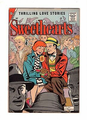 Sweethearts 43 VG/F 5.0 Early Silver Age Romance