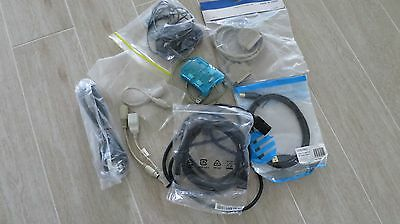 Mix Cables (Printer parallel cable,USB connector, power, etc)