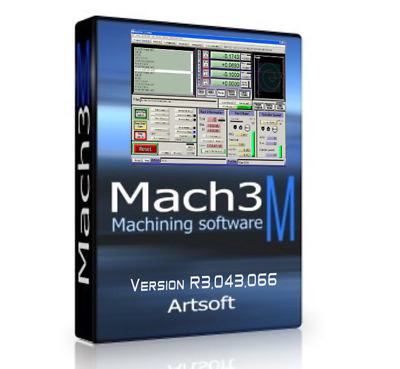 Latest Mach3 Software Full Mach 3 for CNC Mills Laser Engraving Control Program