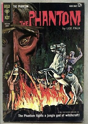 Phantom #4-1963 vg+  Bill Lignante / George Wilson