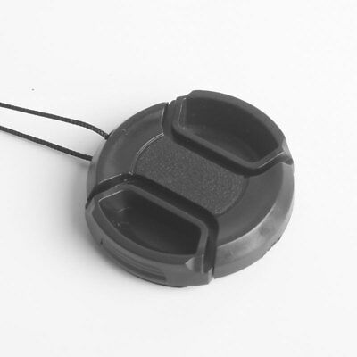 New 37mm Front Lens Cap Snap-on Protection Cover for Nikon Sony Panasonic Canon