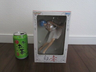 New Evangelion Rei Ayanami with white dress Figure free shipping from Japan