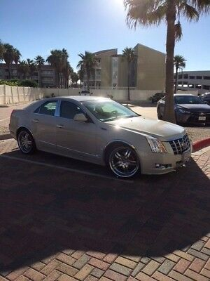 2011 Cadillac CTS Premium 2011 Cadillac CTS Premium AWD  with Performance Package