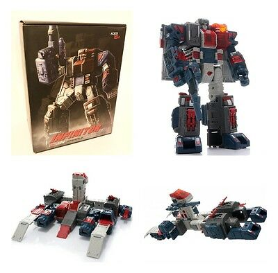 TOYWORLD Transformers TW-H04 INFINITOR (Fortress Maximus) G1 MP Headmaster