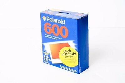 Genuine Polaroid 600 Instant Film Double Pack 20 Photos - Expired 2004