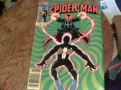 The Spectacular Spider-Man #115 (Jun 1986, Marvel) m8