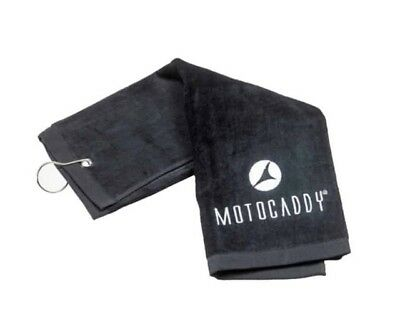 Motocaddy Deluxe Tri-fold Golf Towel - NEW