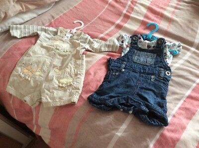 11 x baby outfits