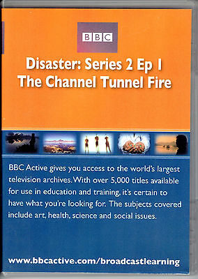 The Channel Tunnel Fire - Safety Training Material DVD