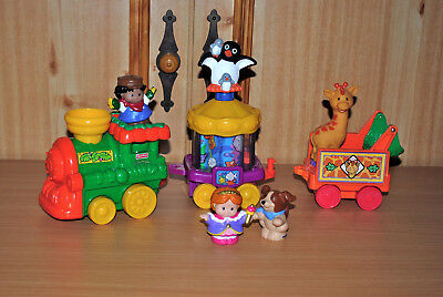 train Little People FISHER PRICE