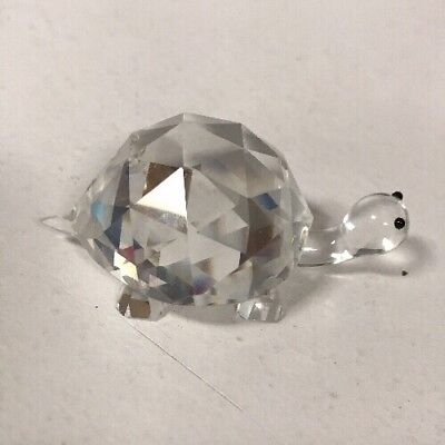 Adorable CRYSTAL TURTLE