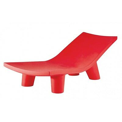 Chaise lounge laccato Slide design Low lita lounge design Paola Navone