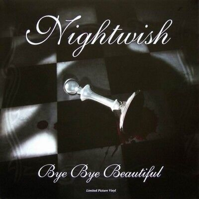 "NIGHTWISH - Bye bye beautiful / Vinyl 12"" MLP (Limited numbered Picture Disc)"