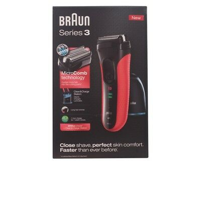series 3 3050cc shaver red