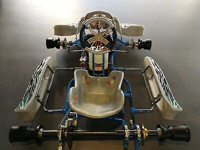 Kart Fa Alonso Victory S # 2016 # Tony Kart Racer 401 S # Chassis Otk X30