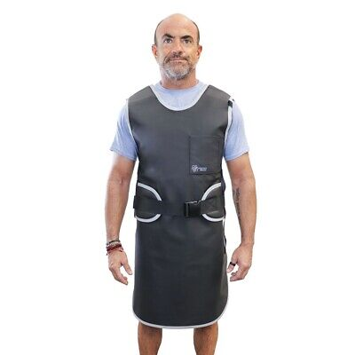 Back Relief X-Ray Apron, Lead-Free  - 0.50mm Lead Radiation Imaging Safety