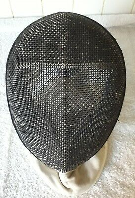 Uhlmann Fencing Mask Competition Standard 1600 Newtons Junior Size O/s-German