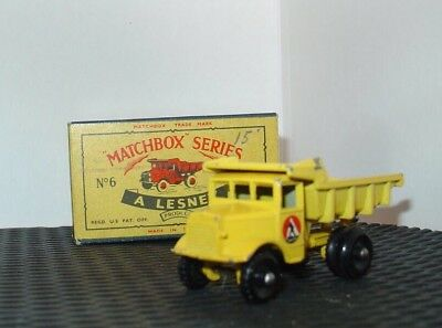 Coche Matchbox series 6 A lesney product