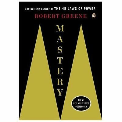 MASTERY by Robert Greene (2013, Paperback) (014312417X)
