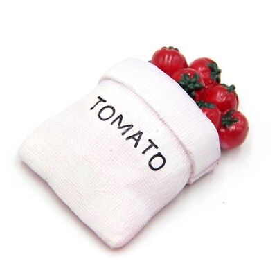 Funny 1Pcs Fridge Magnets Tomato Magnets Magnetic Kitchen Supplies Home Decor