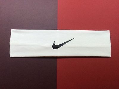 """Nike headband. White. 2.25"""" wide (Buy any 2 Get 1 FREE!!) Read instructions!"""