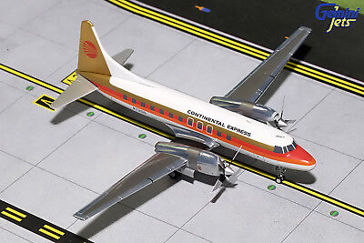 GEMINI200 Continental Express Convair CV-580 G2COA291 1/200 REG# N73106. New