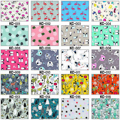Whales Pul Fabric For Nappies & Wetbags Price Per Fat Quarter 50x75cm Crafts