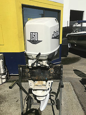150hp Johnson Outboard Motor