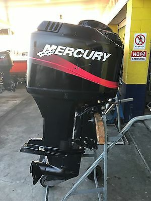 140hp Mercury Outboard Motor
