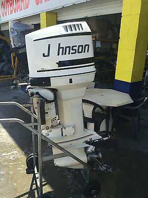 175hp Johnson Outboard Motor
