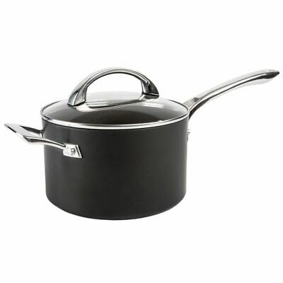 Anolon Professional - 20cm 3.8Ltr Saucepan with Lid