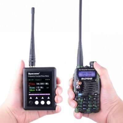 SURECOM SF401 PLUS Portable Frequency Counter CTCCSS/DCS Decoder detect Radio