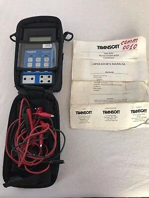 RTD Thermocouple  Calibrator