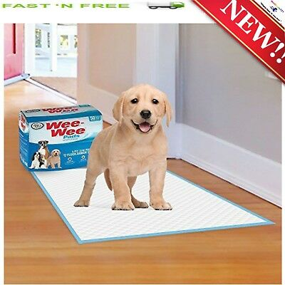 Pet Training Dog Puppy Pad Pee Pads Potty Wee Housebreaking Underpads Indoor Mat