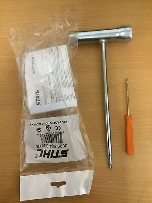 Sthil Fs40, Fs55,  Trimmer Strimmer, Spanner Torx, Safety Glasses, Screwdriver