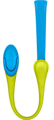 Boon Gnaw Rusk Holder Green / Blue