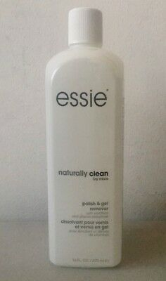 ESSIE PRO NATURALLY CLEAN POLISH&GEL REMOVER 470ml