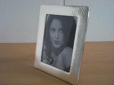 Handmade Sterling Silver Photo Picture Frame *MARTELLATA/13×18 GBnew