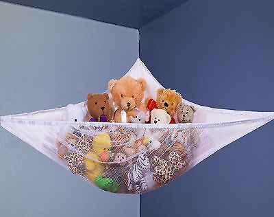 jumbo toy hammock     organize stuffed animals and kids bath toys other stuffed animals stuffed animals toys  u0026 hobbies   picclick  rh   picclick