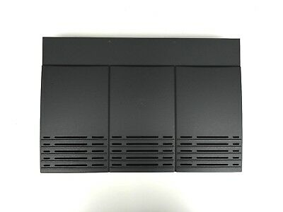 Plain Tile Roof Vent | Black Smooth | 12 Colours Available | Smooth / Granular