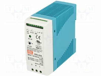 Pwr sup.unit: switched-mode; buffer; 59.34W; 13.8VDC; 13.8VDC