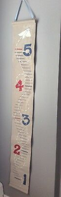 Growth Chart Pottery Barn Kids Decor