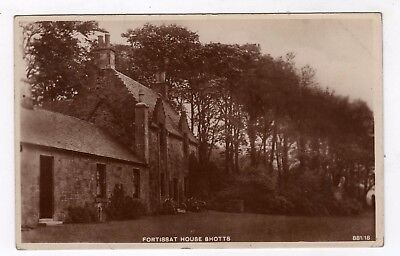 Scotland, Lanarkshire, Shotts, Fortissat House, Rp