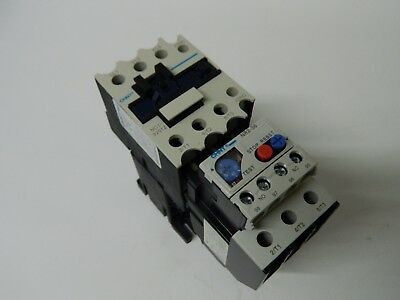 Chint NC1-3201Z 15KW 3 Pole Contactor 24VDC Coil + 23-32Amp Overload relay