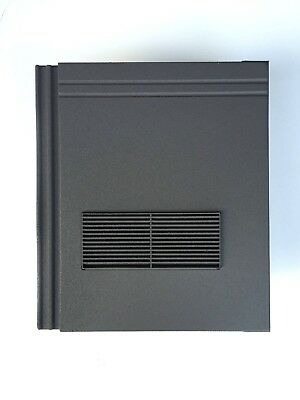 Roof Tile Vent To Fit Redland Stonewold II Mk2 | Grey Granular | 10 Colours