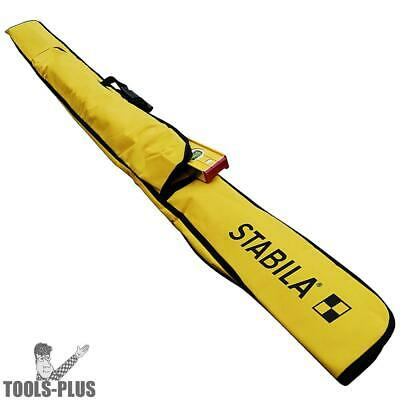 Stabila 30035 7 ft - 12 ft Plate Level Carrying Case New