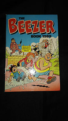 The Beezer Book 1989 Vintage Comic Annual