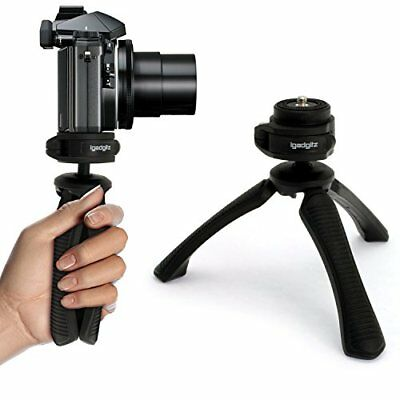 Vlogging Tripod For Iphone Camera Lightweight Stabilizer Phone Vlog Mount Mini